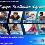 Destacada participación de Argentina en la Paralimpiada
