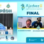 Ejuar 2020: La UNC se llevo el oro en Ajedrez