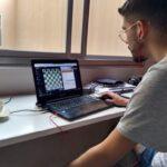 El ajedrez universitario, en su máximo esplendor