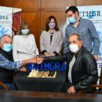 Escuelas Sindicales de Ajedrez: Se renueva el convenio entre FADA y UTHGRA