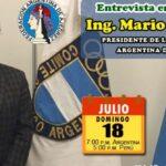 Entrevista online al presidente de FADA Mario Petrucci