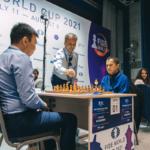 Tres argentinos en la segunda ronda del mundial